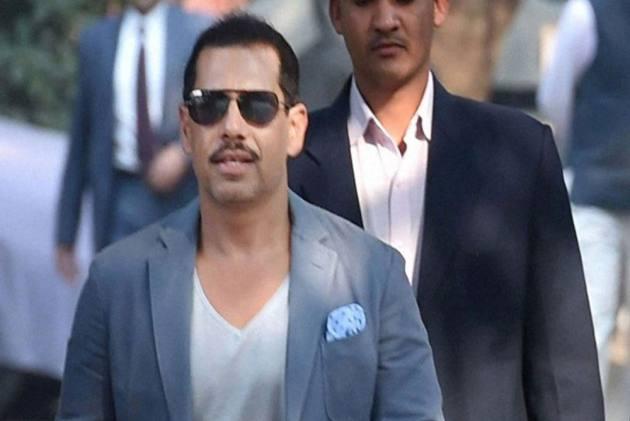 Enforcement Directorate Raids Robert Vadra- Linked Firms In Delhi