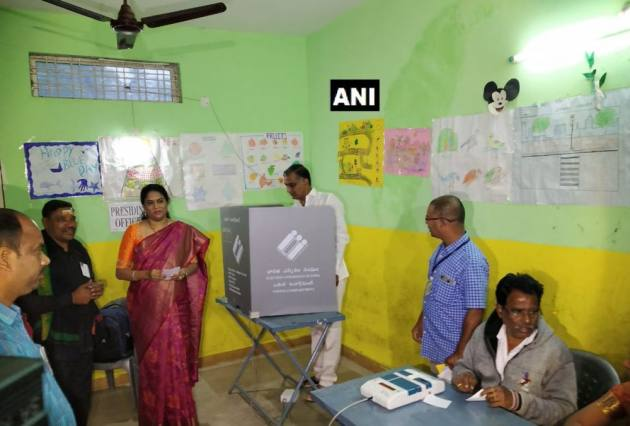 Assembly Elections: 56% Voting In Telangana, Rajasthan At 59% Till 3 pm