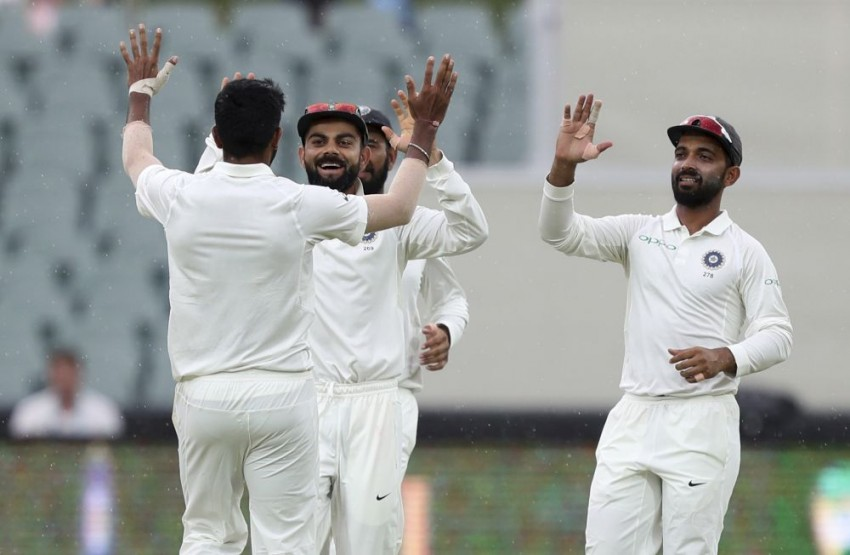 AUS Vs Ind, 1st Test Day 3: India Take 15-Run Lead In Adelaide