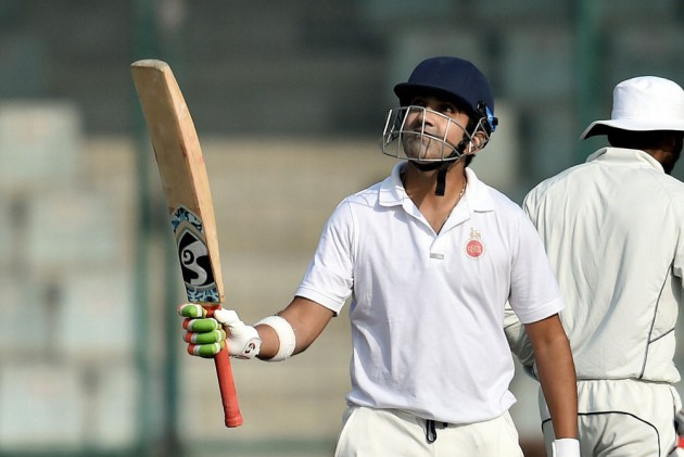 Ranji Trophy: Gautam Gambhir Hits Ton In Farewell Match, Helps Delhi Take Innings Lead Against Andhra