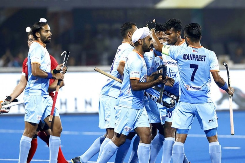 Hockey World Cup: India Thrash Canada 5-1 To Top Pool C, Book Direct Quarters Spot