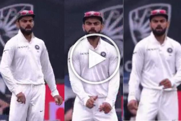 India's Tour Of Australia: 'Dancing' Virat Kohli Keeps Himself Busy In Adelaide – Video