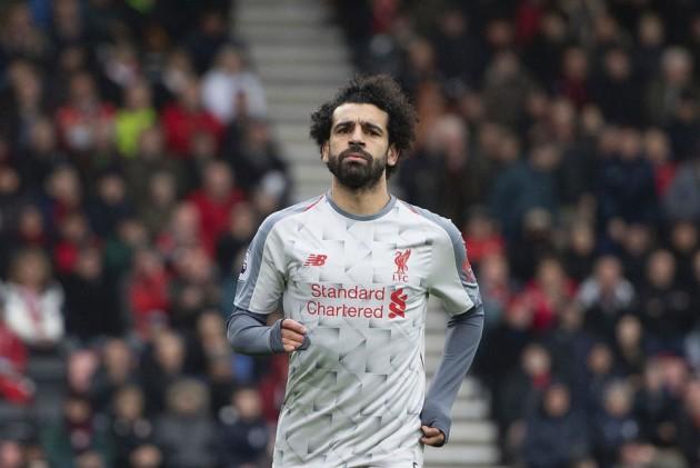 Premier League: Mohamed Salah Magic Sends Liverpool Top