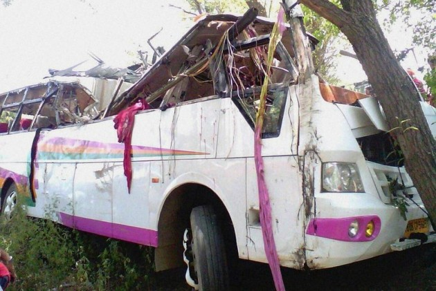 11 Killed, 19 Injured As Bus Falls Into Gorge In Jammu And Kashmir's Poonch District