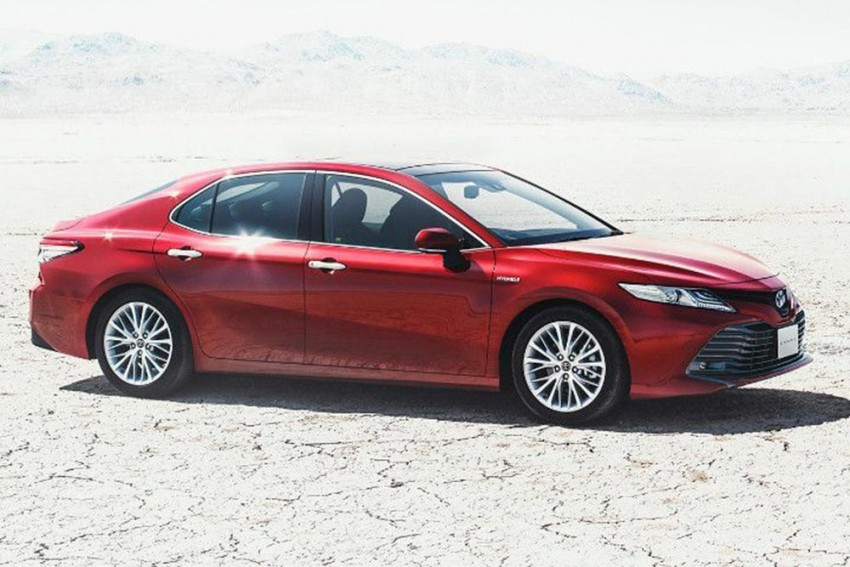 Toyota Camry Discontinued; Next-Gen Model To Debut Early Next Year