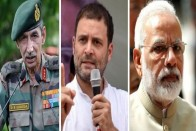 Congress Thanks Lt Gen Hooda For 'Exposing Petty Politicisation Of Army' By Modi