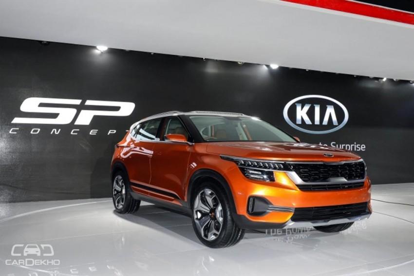 Kia SP-based SUV Price Range Revealed; Launch Before Diwali 2019