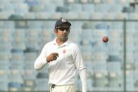 In Pics: Gautam Gambhir Bids Adieu To Cricket