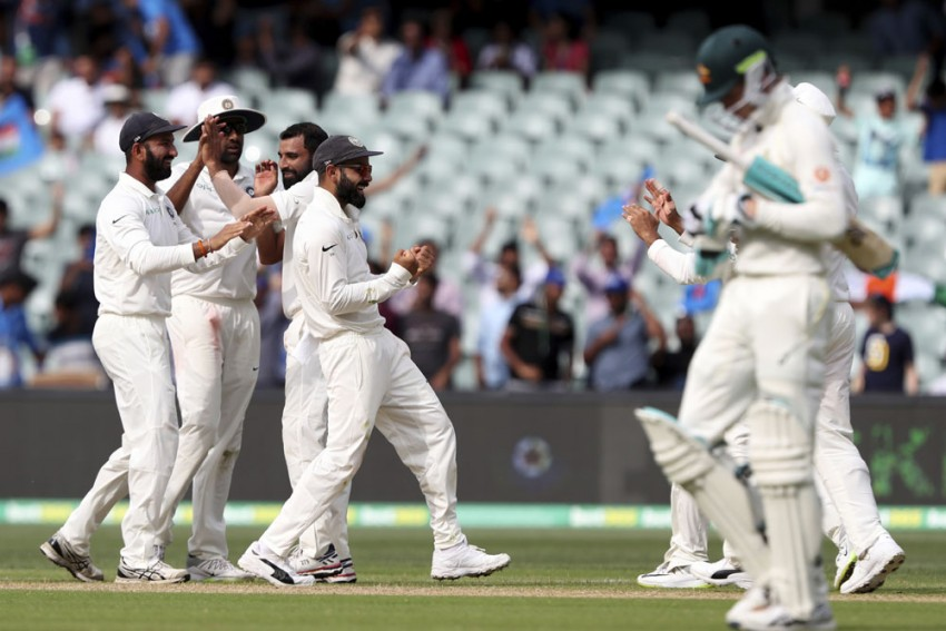 India's Tour Of Australia, 1st Test: Day 4 Statistical Highlights