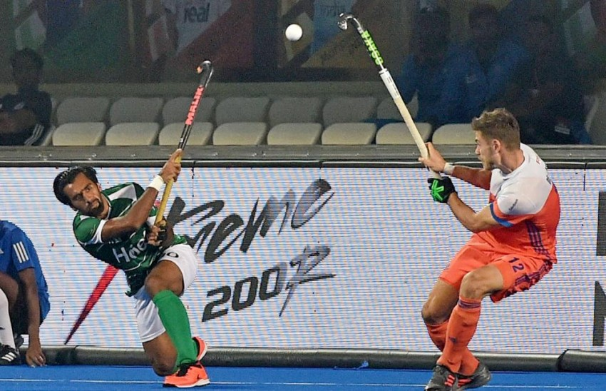 Hockey World Cup: Netherlands Thrash Pakistan 5-1 In Blue-Ribbon Contest; Both Teams Qualify For Next Round