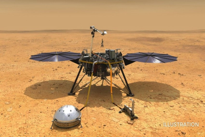 NASA's InSight Brings Us The First Sounds From Mars, Listen In