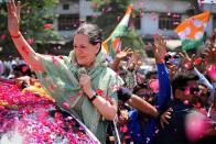 Sonia Gandhi Turns 72, Leaders Extend Birthday Wishes