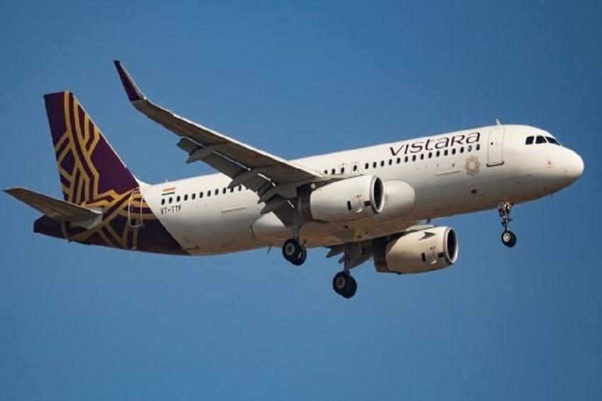 Mumbai: Mid-Air Collision Averted After Vistara Flight Comes Dangerously Close To Air India Aircraft