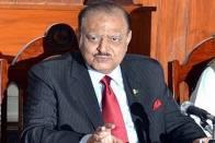 Former Pakistan President Mamnoon Hussain Passes Away