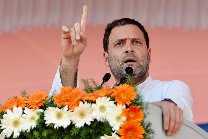 Will Reform And Simplify GST If Voted To Power: Rahul Gandhi