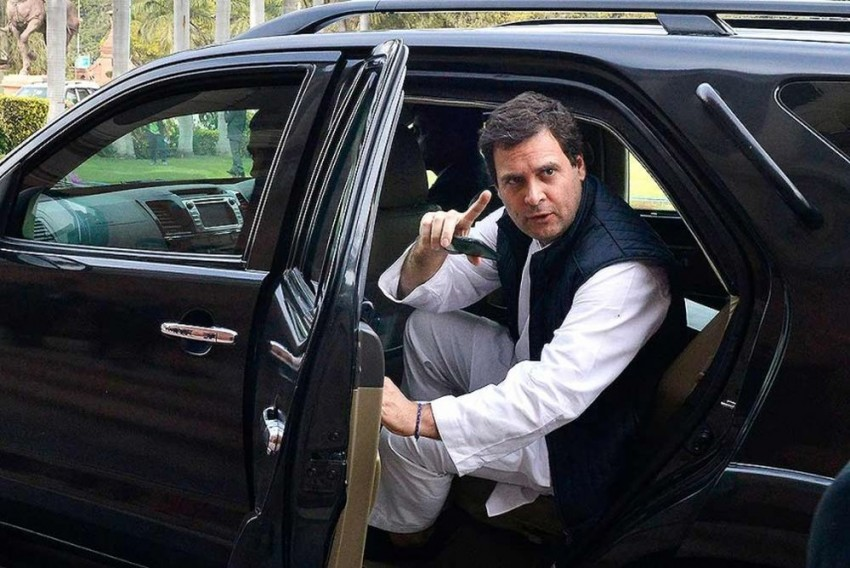 Soldiers Playing With Blood Because Of 'Opportunistic Alliance' In J&K: Rahul Gandhi