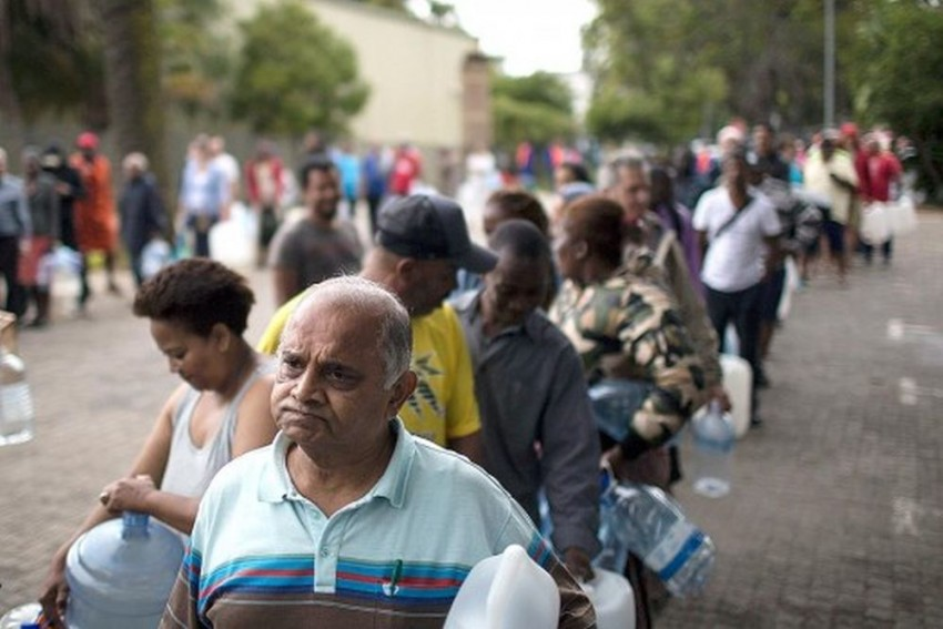 South Africa Declares Drought A 'National Disaster', Cape Town May Soon Run Out Of Tap Water