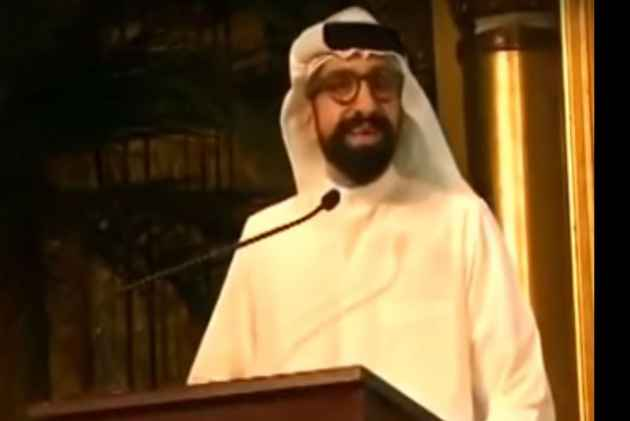Indian News Channels Run Fake Video On Abu Dhabi Crown Prince Chanting 'Jai Siya Ram' During Modi Visit