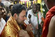 BS Yeddyurappa Hits Out At Rahul Gandhi For Visiting Temple After Eating 'Javari Chicken'
