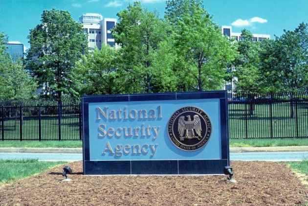 Shooting Reported Outside US Top Spy Headquarters