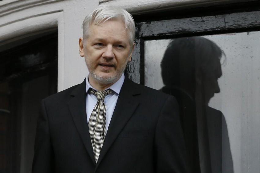 British Judge Upholds WikiLeaks Founder Julian Assange's Arrest Warrant