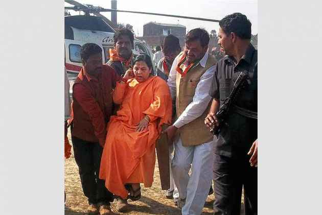 Won't Contest Election For Next 3 Years: Uma Bharti