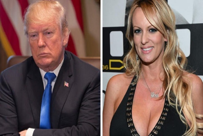 'She's Going To Tell Her Story': Manager Of Porn Star, Linked To US President DonaldTrump