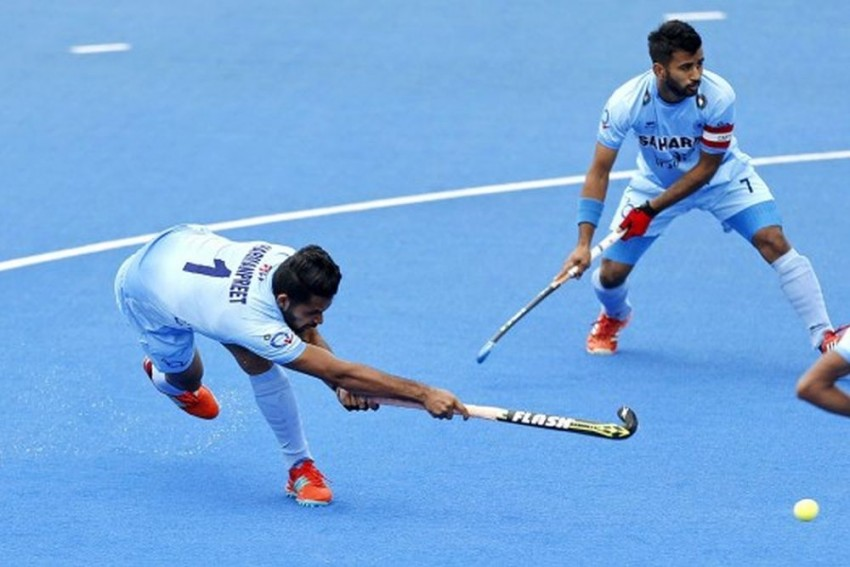 Odisha Becomes First State To Sponsor Indian Hockey Team, Players To Wear State's Logo