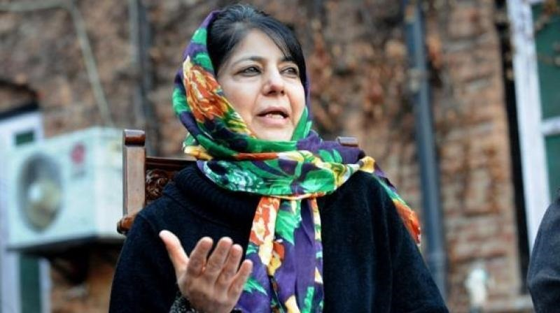 Concerned Over Escalating Tension, PDP Again Pitches For Resumption Of Indo-Pak Dialogue