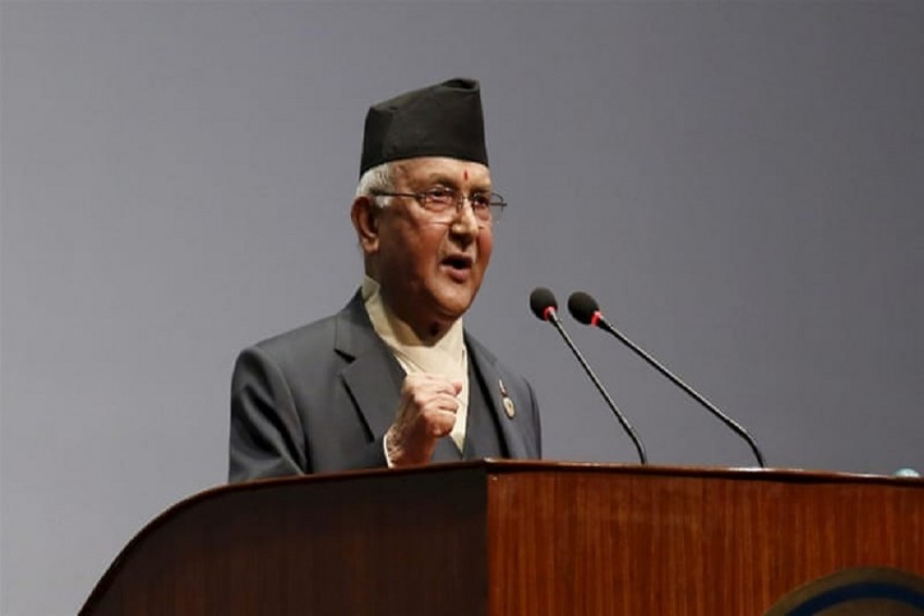 KP Sharma Oli To Be Sworn In As Nepal Prime Minister Today