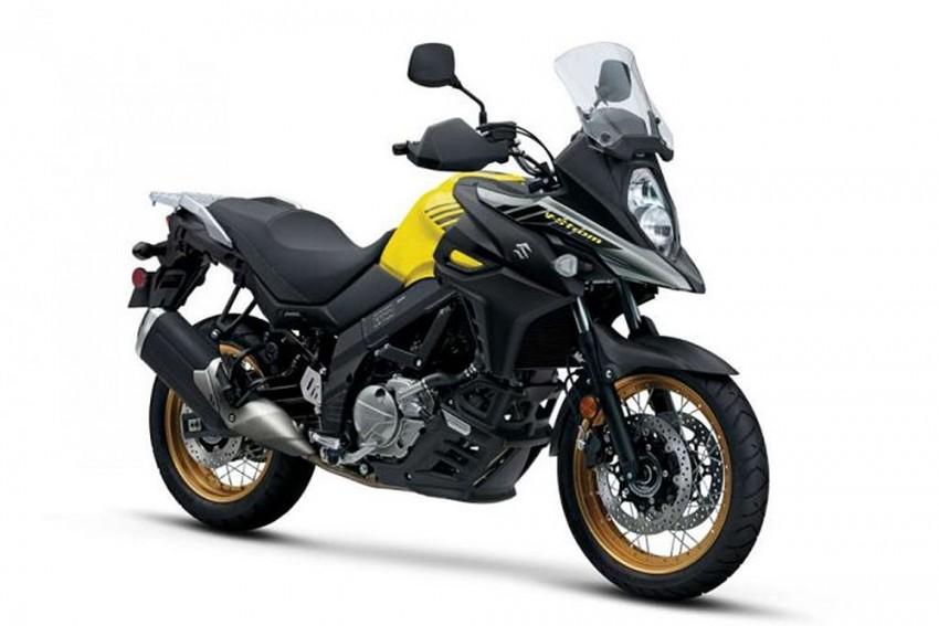 Suzuki V-Strom 650XT: First Look Review