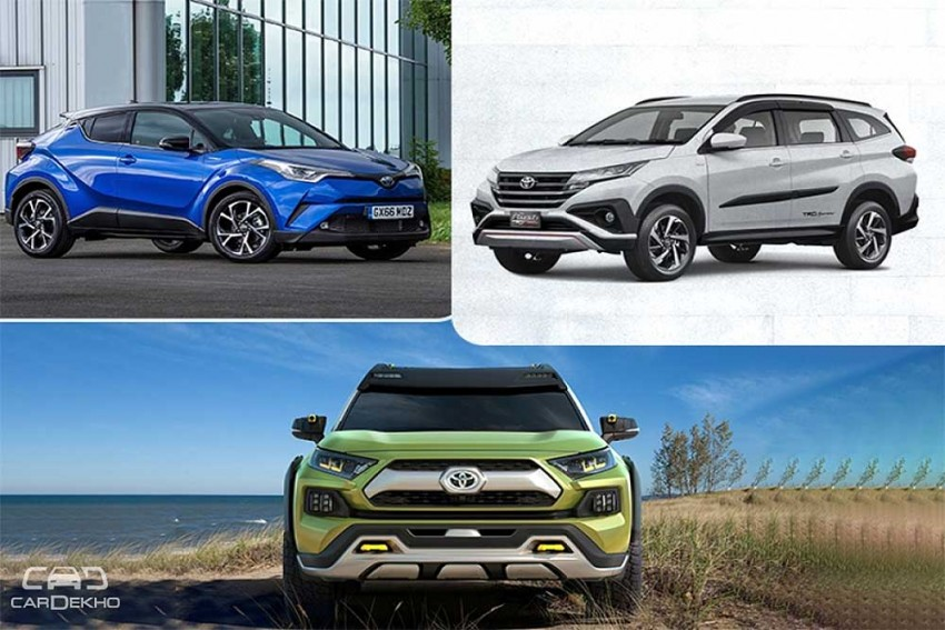 toyota u0026 39 s upcoming suv for india  u2013 will it be the rush  c