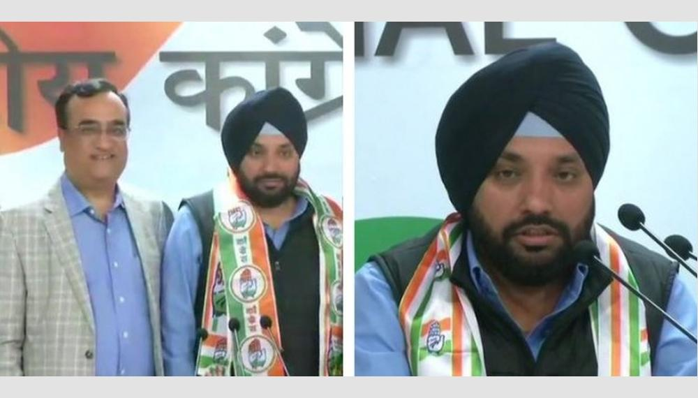 Former Delhi Congress Chief Arvinder Singh Lovely Returns To Party Within A Year After Joining BJP