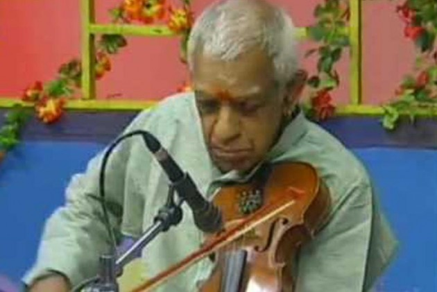 Violinist M.S. Anantharaman No More: The Man Who Looked A Thoroughly Satisfied Soul With Or Without The Instrument