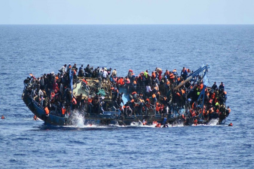 90 Migrants Feared Drowned As Smuggler's Boat Carrying Mostly Pakistanis Capsizes Off Libyan Coast