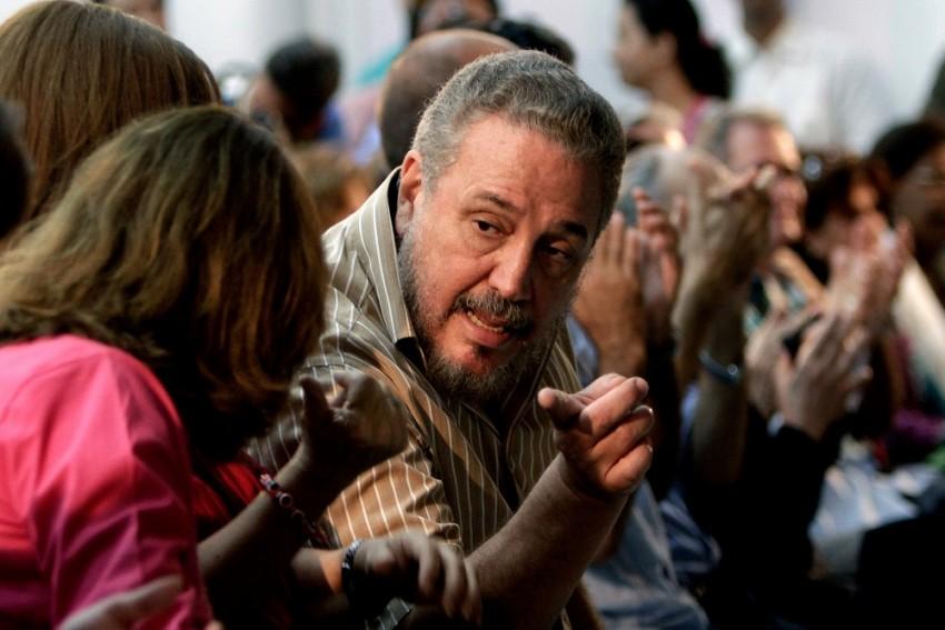 Late Cuban President Fidel Castro's Eldest Son Commits Suicide: Cuba State Media
