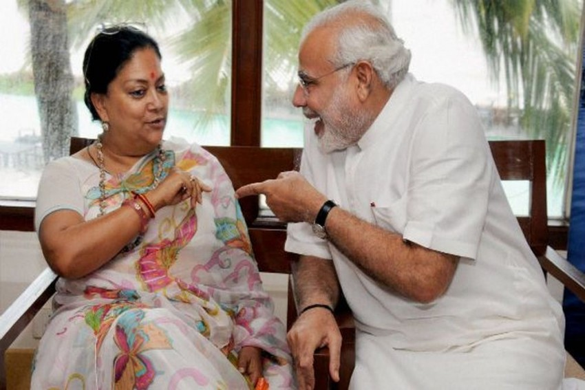 Rajasthan Rejects Raje Govt In By-Polls, Is Much Talked-About 'Modi Wave' Fading In State?