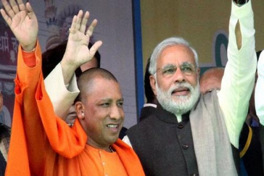 Yogi Adityanath Meets PM Modi Amid Speculation Of Ministerial Reshuffle In UP