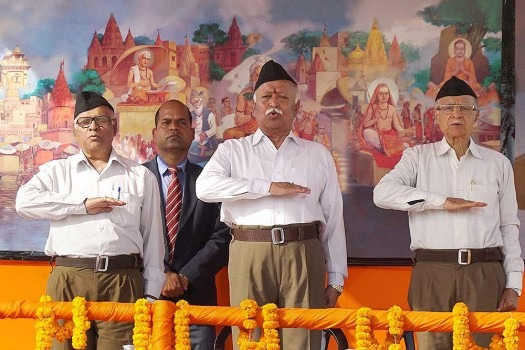 Dear RSS, Burning With Patriotism Does Not Win Wars