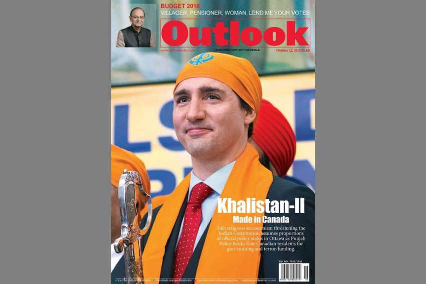 'Liberal' Canadian PMO Bars <em>Outlook</em> From High Commission's Reception For Trudeau Over Khalistan Coverage