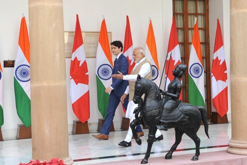 Canadian Journalist Who Called Modi 'Terrorist' Part Of Trudeau's Delegation