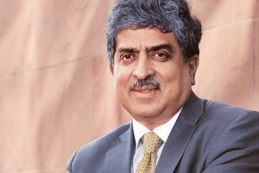 After Aadhaar And GST, Infosys' Nandan Nilekani Gets Healthcare Project