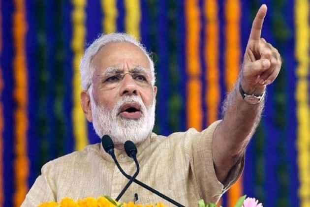It's Not Siddaramaiah Govt, It's '<em>Seeda Rupaiya Sarkar</em>': PM Modi In Karnataka