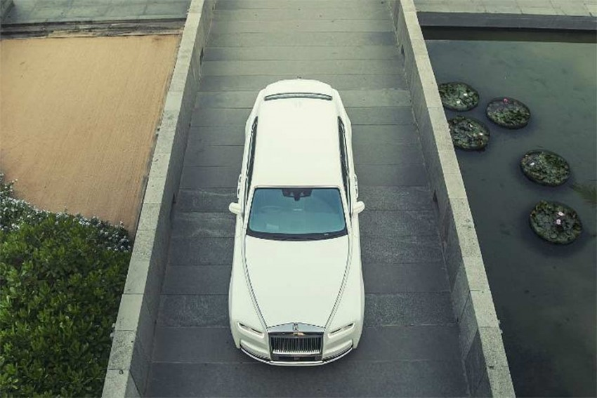 Rolls-Royce Launches Phantom VIII In India