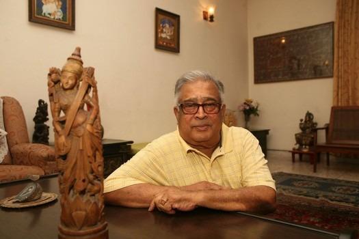 Former Cabinet Secretary T.S.R. Subramanian Dies