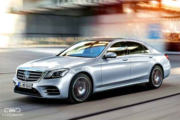 Mercedes-Benz S-Class Facelift Launched In India
