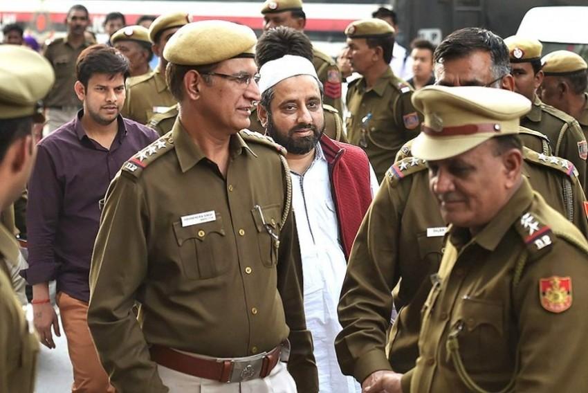 No Threat To AAP MLA Amanatullah Khan, Allegations Baseless: Jail Authorities Tell Court