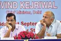 Sisodia Equates IAS Officers Association To 'Khaap Panchyat', Attacks LG For 'Backing' them