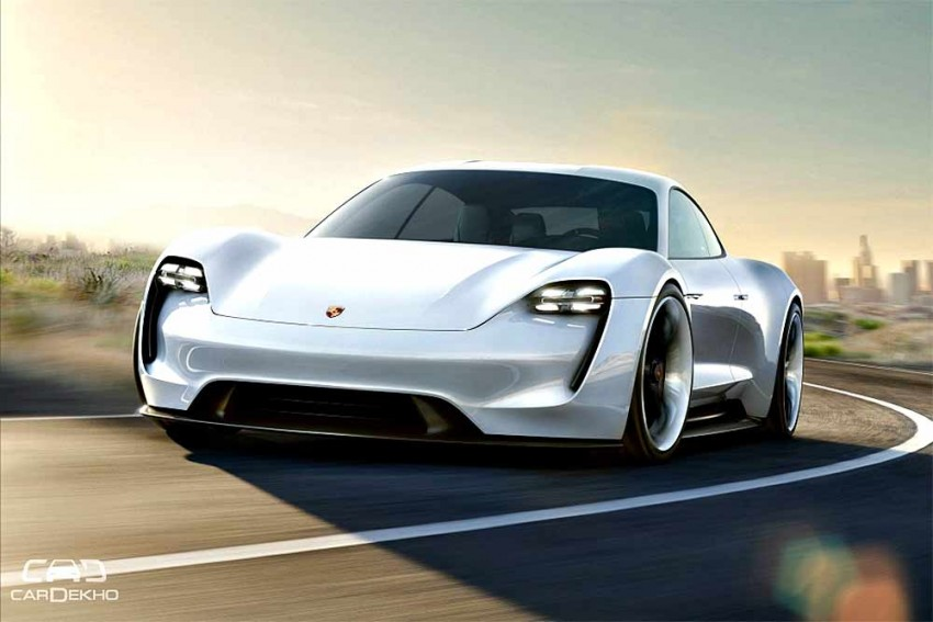 Porsche To Launch An Electric Car In India By 2020