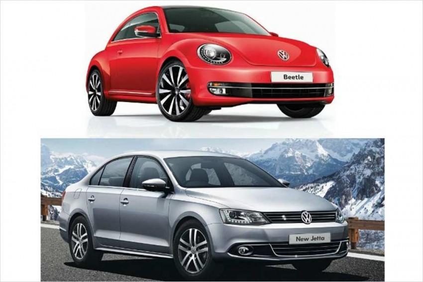 Volkswagen Beetle And Jetta Discontinued